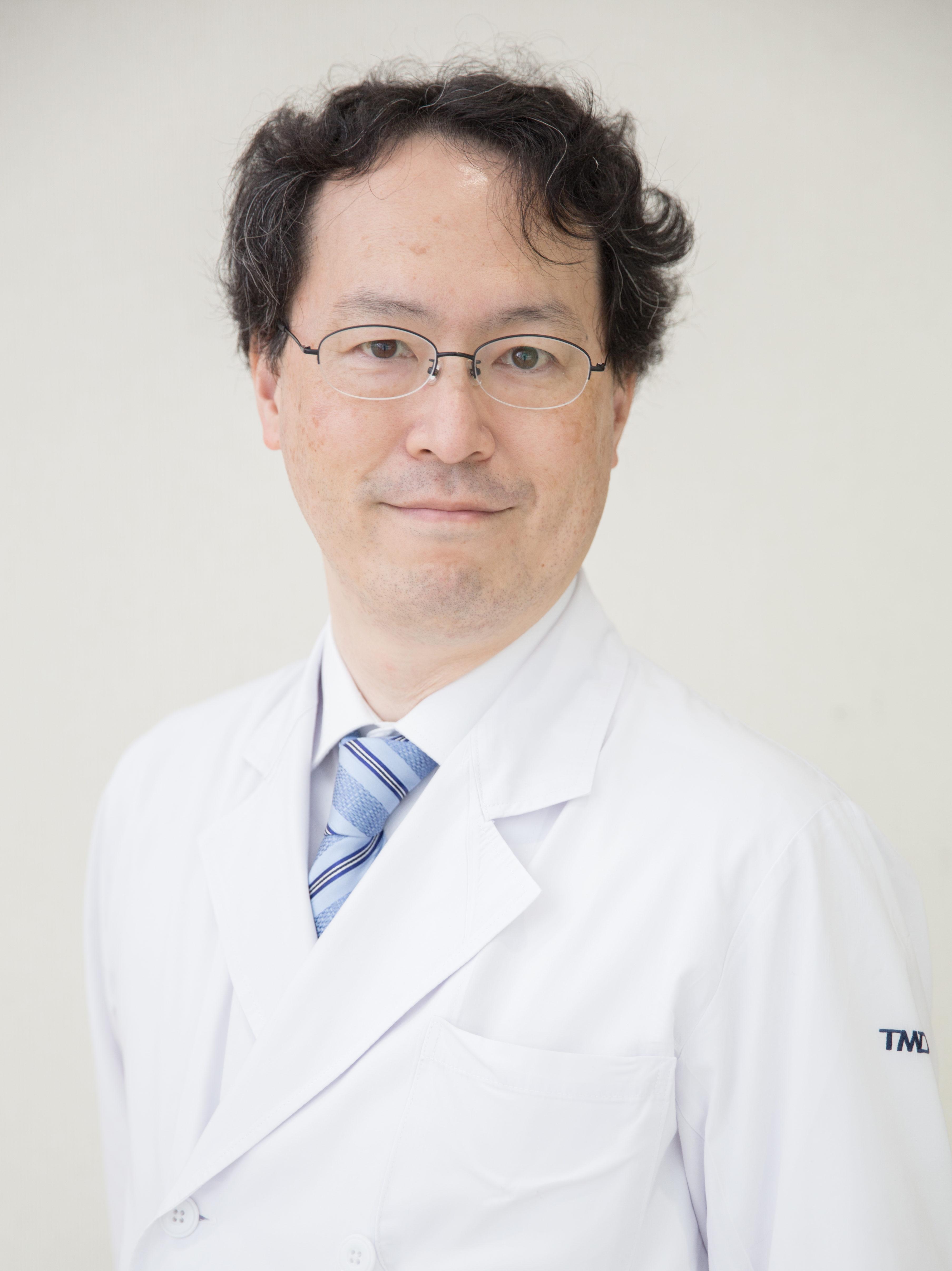 循環器内科 教授 笹野 哲郎